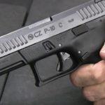 Colombia pistolas CZ P07 P10C, Industria Militar Colombiana