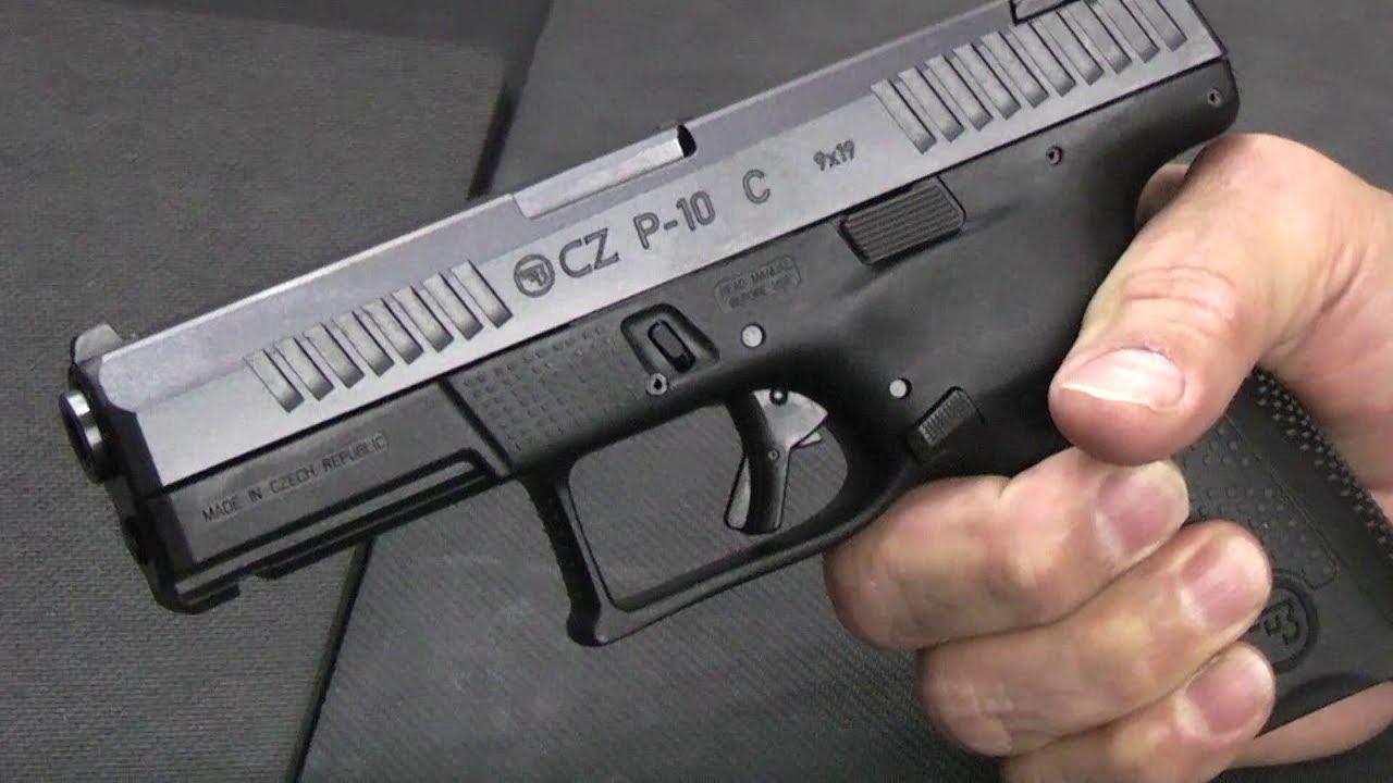ČESKA' Zbrojovka Módelo P10C
