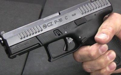 Colombia, industria militar y pistolas CZ P07 y CZ P10C