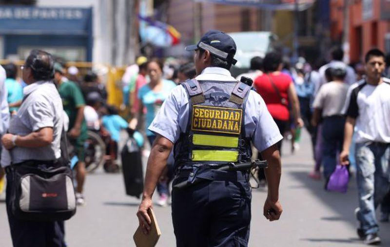 Perú. Seguridad Ciudadana y criminalidad
