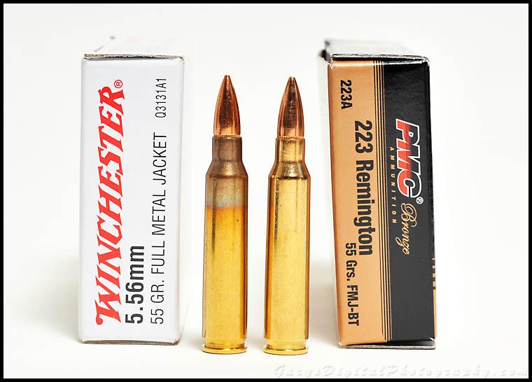 Calibre 5,56 x 45 mm OTAN y calibre .223 Remington (USA) - Por Redacción Espacio Armas