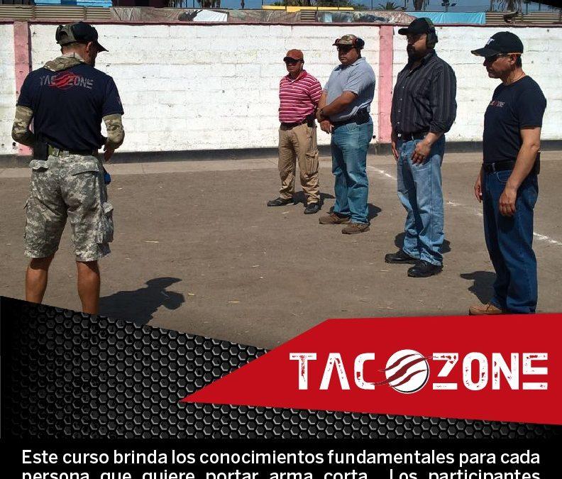 Curso Defensive Pistol en Perú
