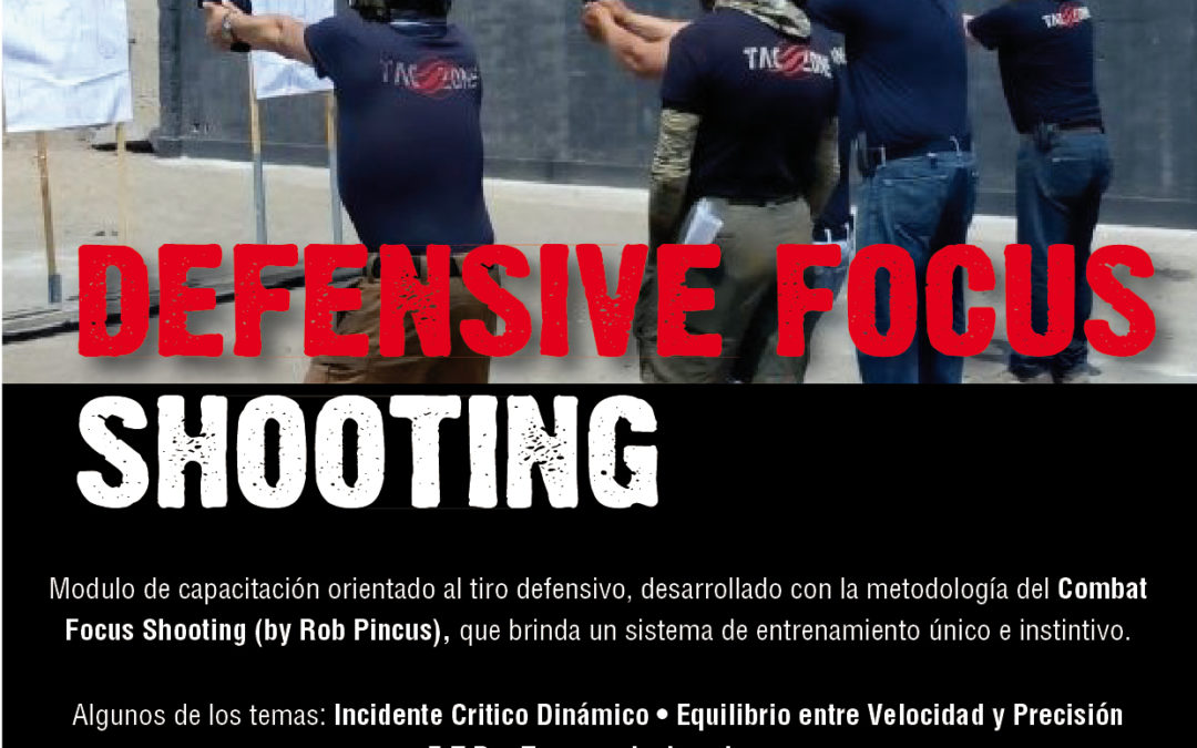 Curso Defensive Focus Shooting en Perú