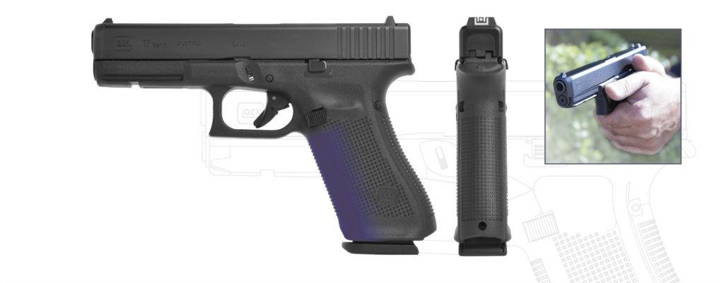 Glock 17 generación 5