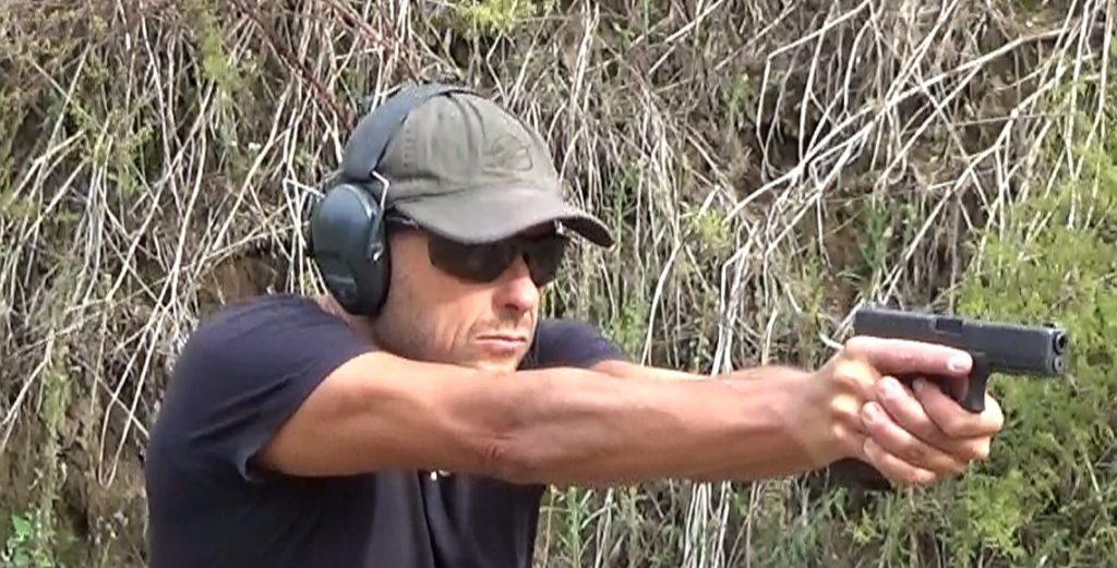 Utilizo Lentes Wiley X en sesión de tiro -Redacción Espacio Armas