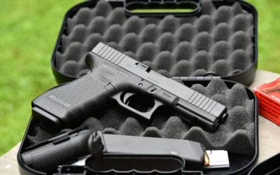 Pistola Glock 17 Fs cuarta generación. Presentación y análisis.