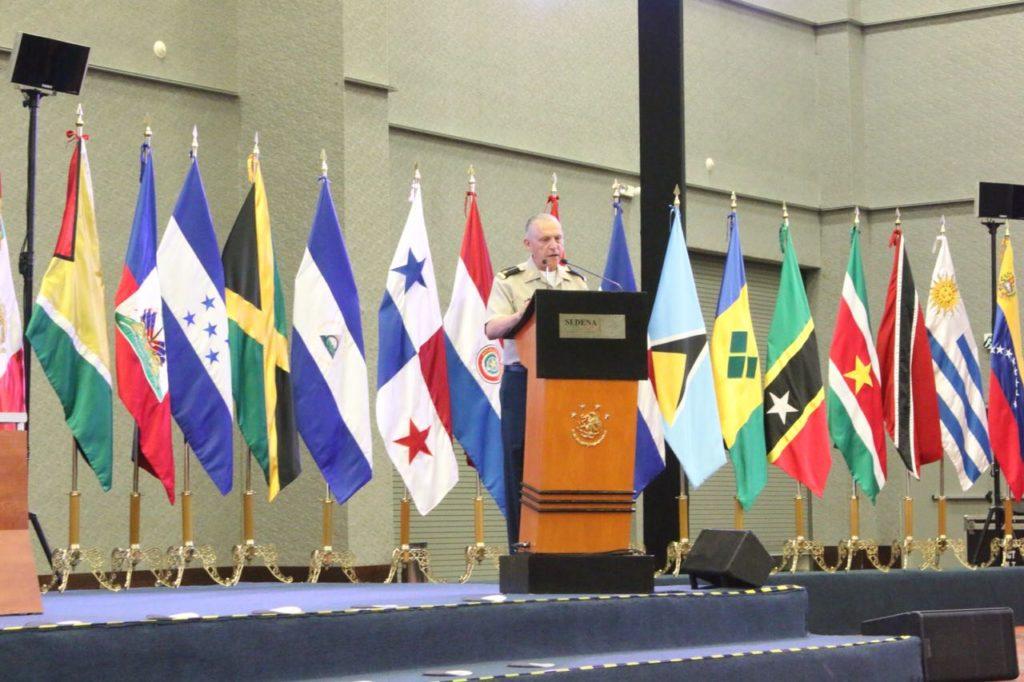La Conferencia de Ministros de Defensa de las Américas (CMDA), es una reunión política multilateral de carácter internacional