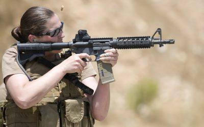 Calibre 5.56 x 45 mm (OTAN) Versus calibre .223 (Remington)