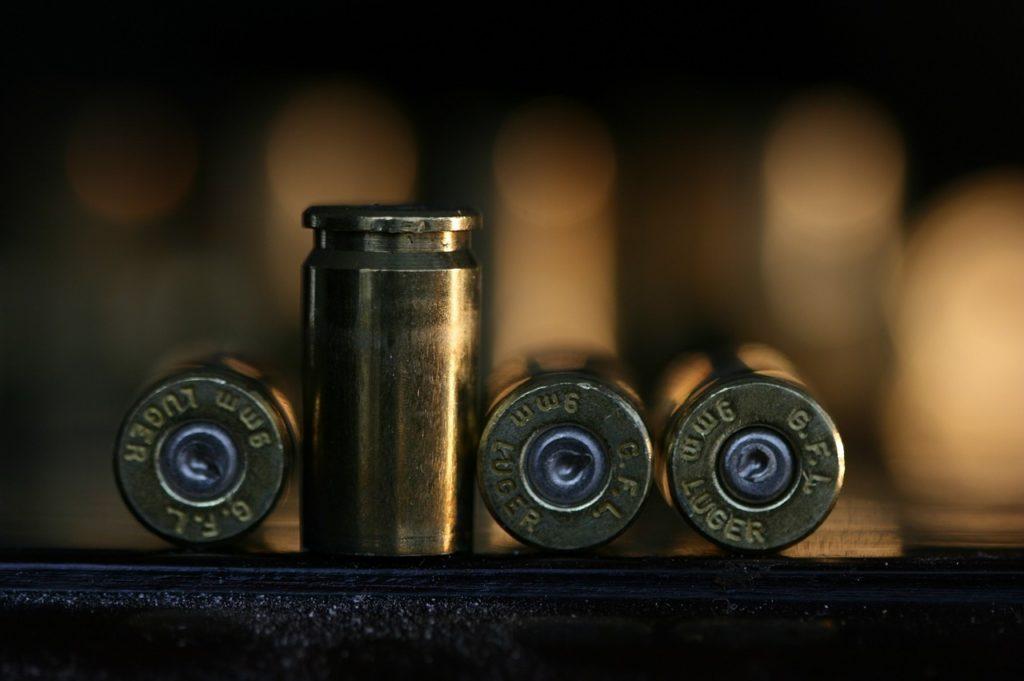 Calibre 9 mm Luger, equivalente al 9 x 19 mm Parabellum