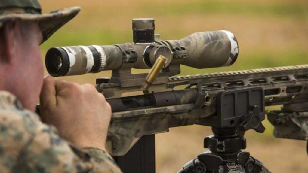 Francotirador en la línea de tiro - Por Redacción Espacio Armas