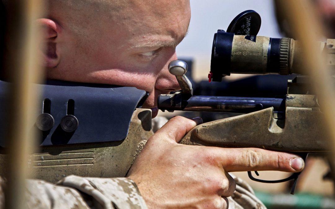 ¿Miliradián? ¿Y eso… se come? Miras, francotiradores y M.O.A.