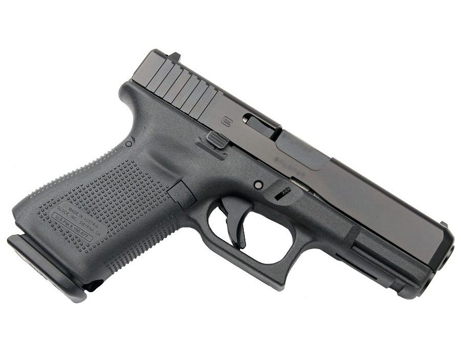 Glock 19 generación 5 modelo standard -Glock 19 generación 5 modelo standard