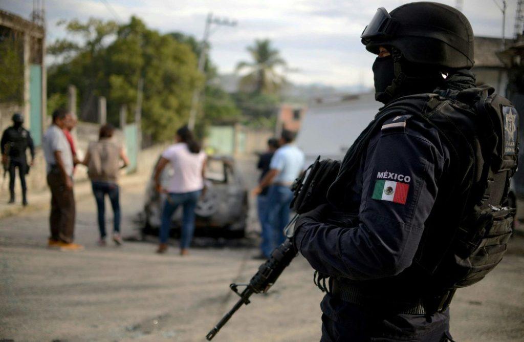 213.000 armas ilegales entran a México cada año