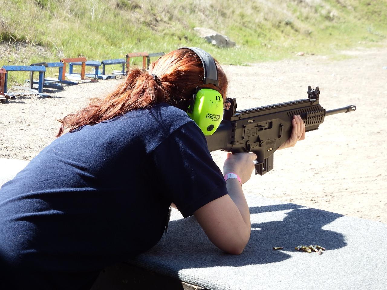 Uso de las armas de fuego para civiles en América Latina y América Central