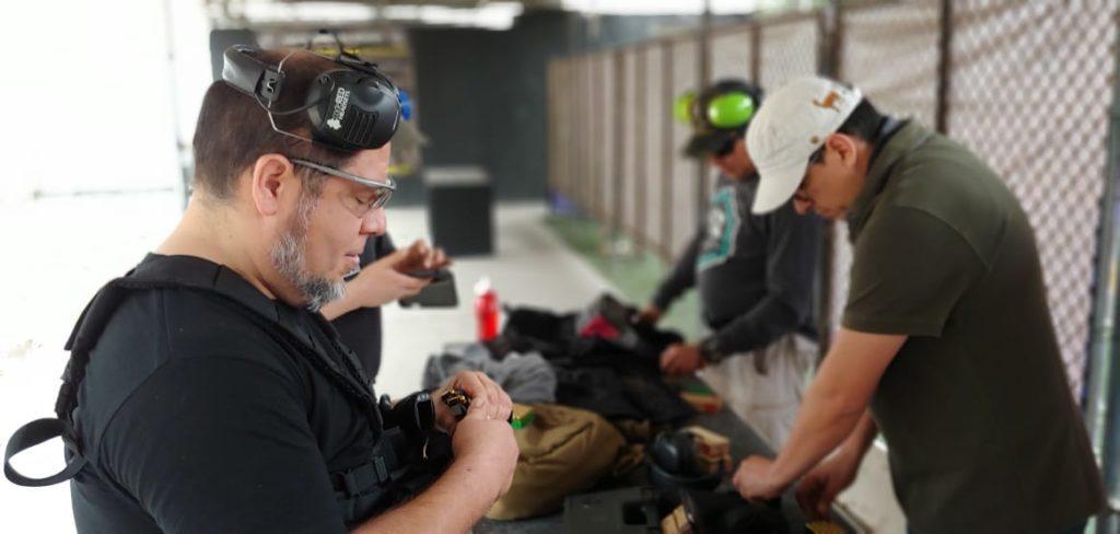 Curso Tiro Defensivo, Defensive Focus Shooting en Perú. Polígono de tiro, curso Defense Focus Shooting (Perú) gracias a Tac-Zone - Por Redacción Espacio Armas