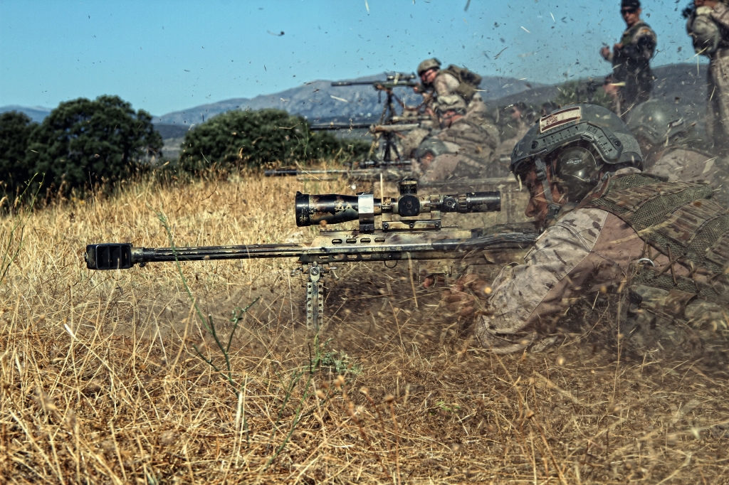 Línea de tiro, instrucción - Por Redacción Espacio Armas