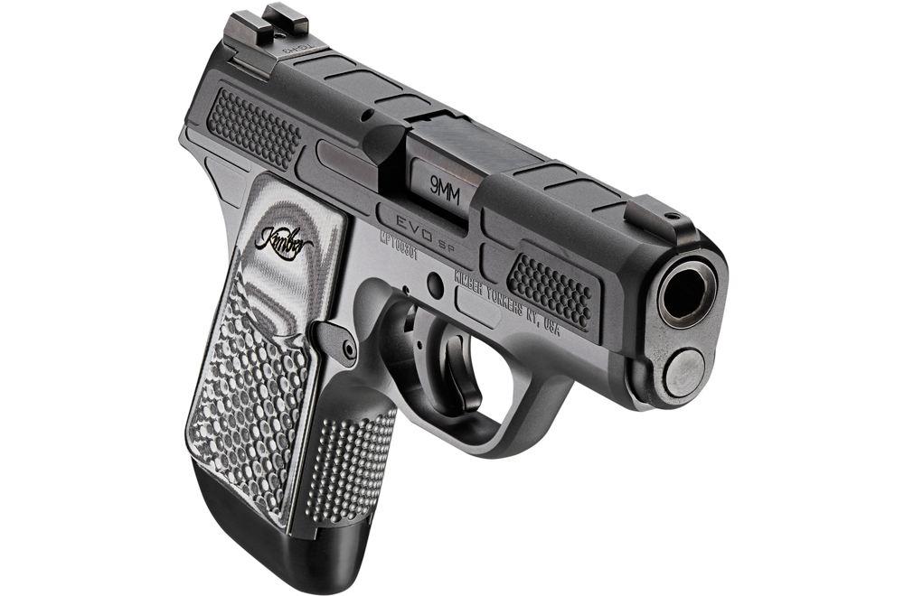 Pistola Kimbero EVO modelo Striker Pistol. Por Redacción Espacio Armas.