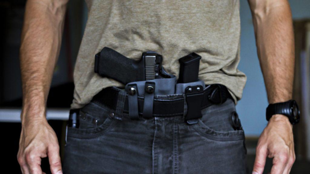 Porte Oculto pistola: curso básico en Lima, Perú