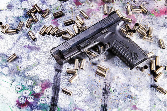 Springfield Armory XD M  Cal. 10 mm