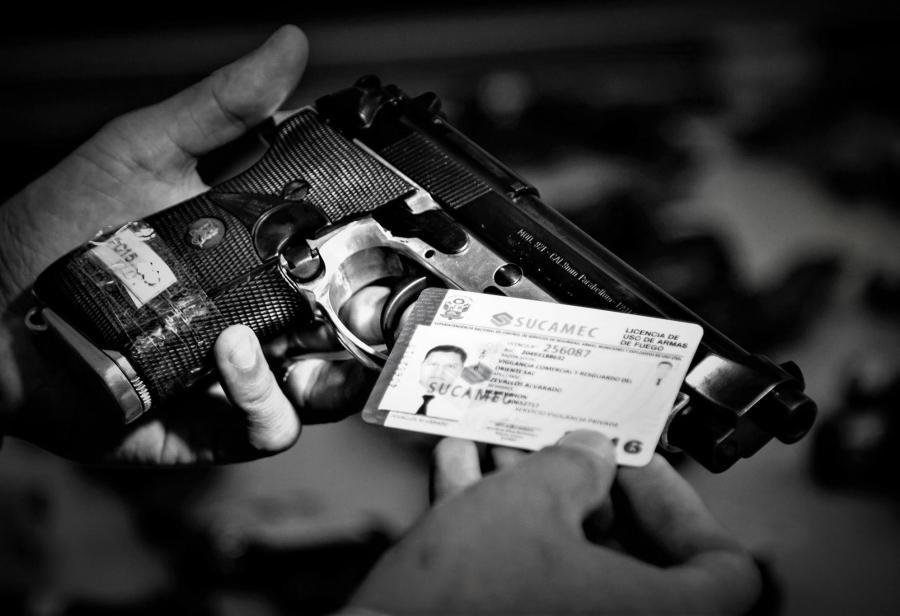 Licencia porte armas Perú, abuso de autoridad. Abuso de autoridad en la Sucamec
