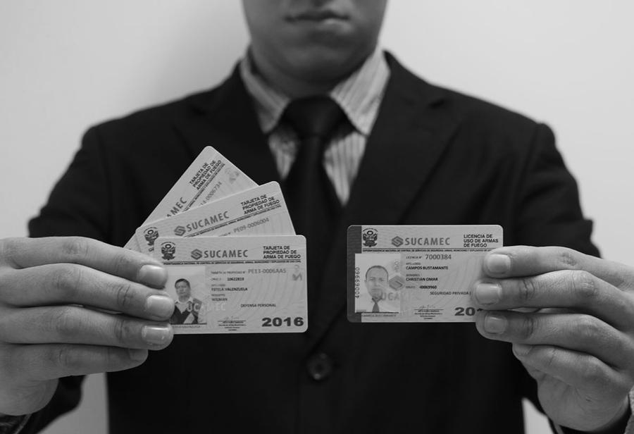 Perú, ¿licencias de armas legales en peligro?