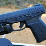 Reseña pistola Arex Rex Delta, una striker cal. 9 mm