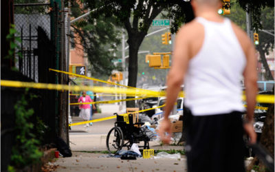 Año 2018, aumento homicidios en Nueva York (EE.UU.)