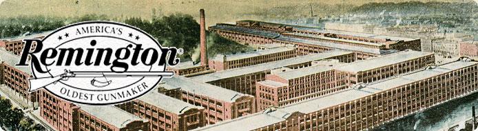 Fabrica Remington LLC. Fuente. www.remington.com