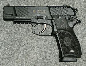 FB MAG-98. Redacción Espacio Armas.