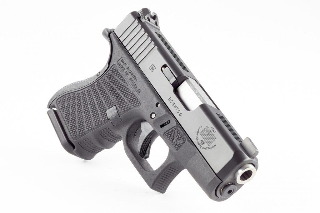 Wilson Combat Glock 26. Redacción Espacio Armas.