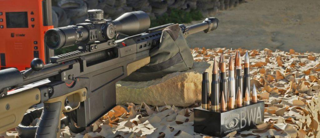 Cal. 50 BMG, munición completamente re diseñada. Redacción Espacio Armas