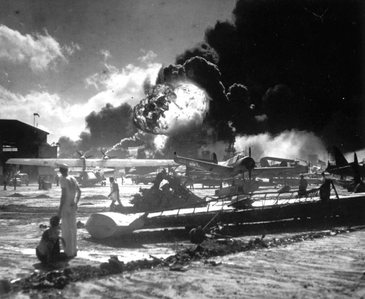 Pearl Harbor, 7 Diciembre 1941