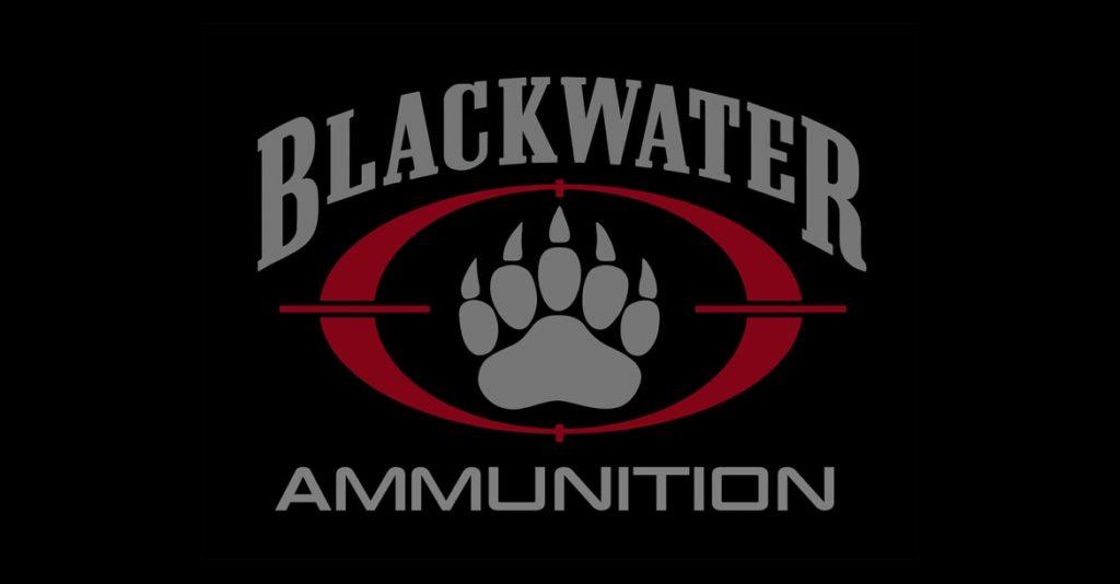 El logo BlackWater Ammunition. Redacción Espacio Armas