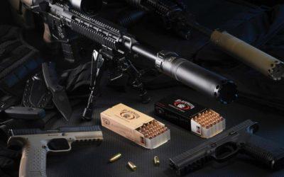 Marca Blackwater, desarrollo de una nueva munición