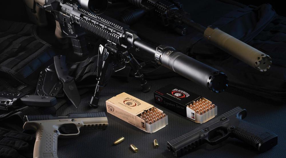 """""""Blackwater Ammunition"""" produce municiones para armas largas y cortas. Redacción Espacio Armas"""