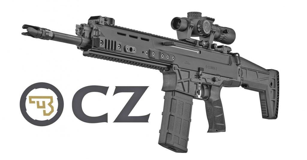 Rifle de guerra checo modelo CZ Bren 2. Redacción Espacio Armas.