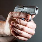 La pistola Remington RM 380 Executive