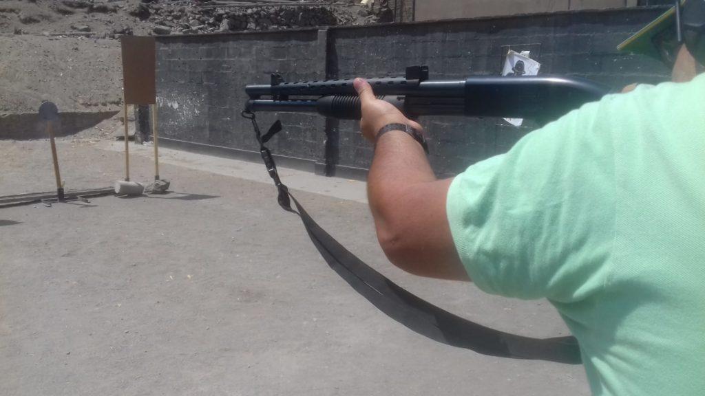 Curso disparo escopeta básica, Basic Shotgun en Perú