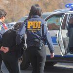 Chile, policía de investigaciones emplea pistola Glock 22