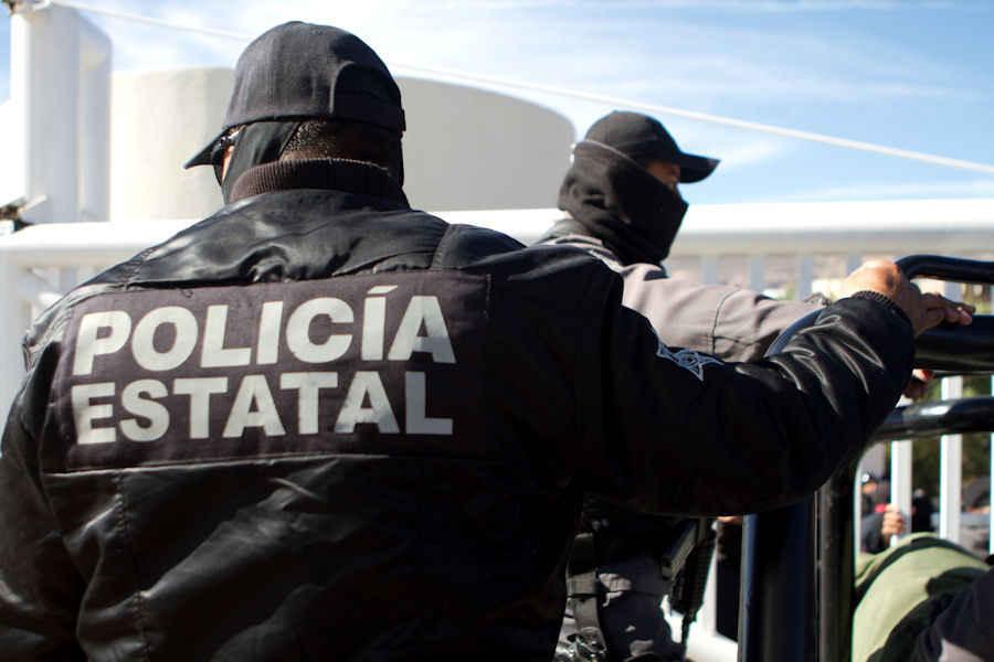 Policía Estatal de México. Redacción Espacio Armas.