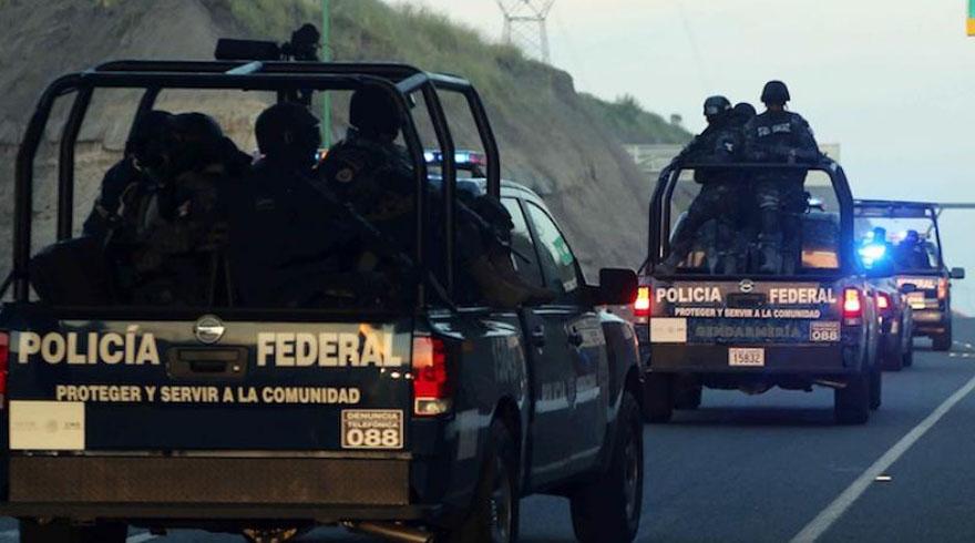 Policía Federal en Patrulla. Redacción Espacio Armas.