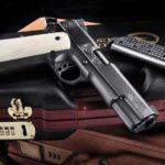 Pistola VIP Black Nighthawk Custom