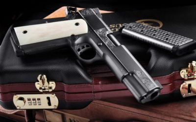 Pistola VIP Black de Nighthawk Custom