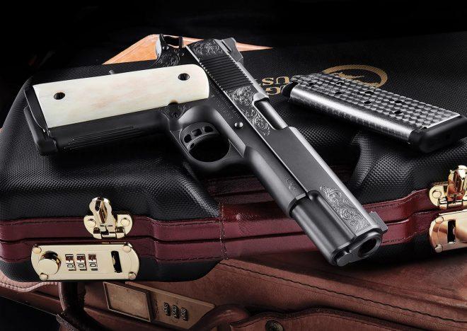 Pistola VIP Black de Nighthawk Custom