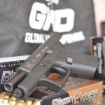 Prueba pistola Glock 42 (Slimline). Por Simone Russo.