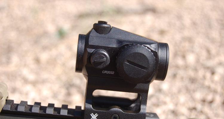 Red Dot Crossfire. Redacción Espacio Armas.
