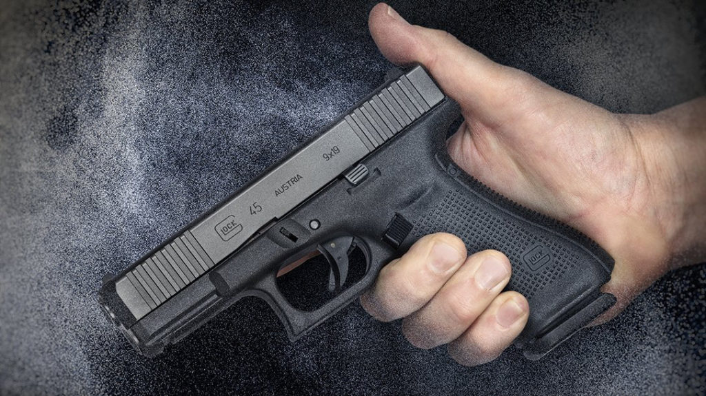 Pistola Glock G45: nuevos modelos en calibre 9mm
