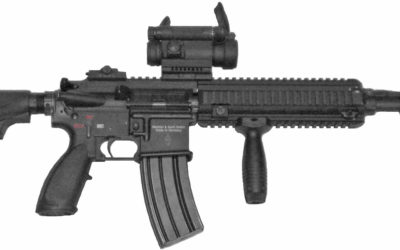 Heckler & Koch suministra más fusiles de asalto HK416 a las fuerzas armadas noruegas