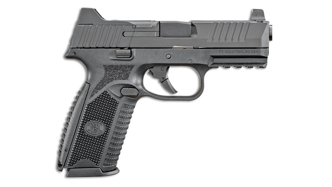 Policía pistola FN509 MRD: para los departamentos de policía