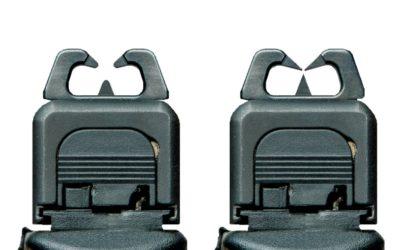 Miras invertidas EdgeMatch para Glock